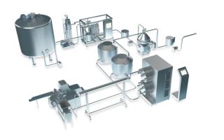 Производство сливочного масла: технология, оборудование (линия)