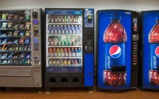 Как открыть бизнес используя вендинговые автоматы