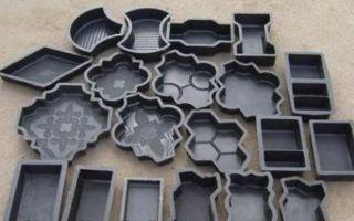 Производство брусчатки: технология, оборудование