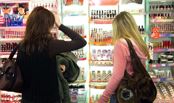 Нюансы открытия магазина косметики