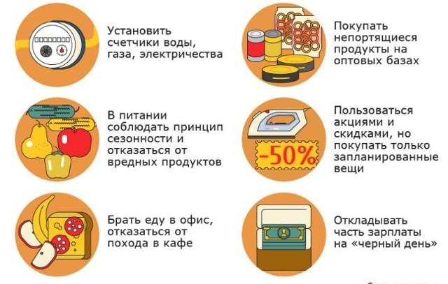 ТОП-12 советов о том, как экономить деньги