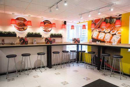 Как открыть магазин по франшизе Суши Вок