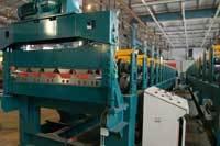 Производство металлочерепицы и профнастила: оборудование, видео, технология, цена