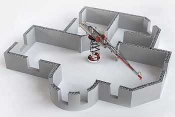 3d принтер для строительства домов как бизнес: оборудование, стоимость