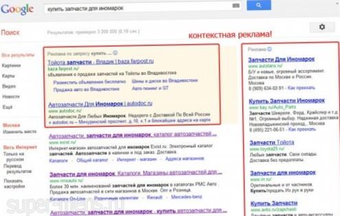 Как рекламировать товар в Интернете