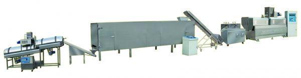 Производство сухариков: оборудование (линия), технология изготовления