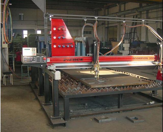Производство металлических дверей
