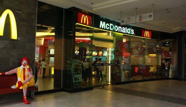 Сколько стоит франшиза МакДональдса в России
