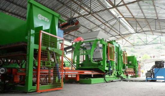 Производство кирпича: оборудование, технология