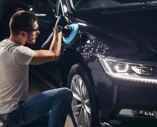 Покрытие автомобиля жидким стеклом как бизнес