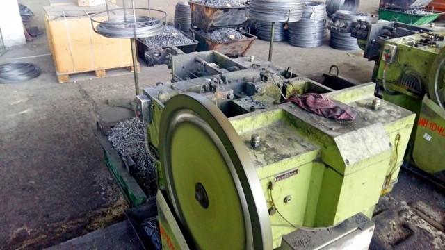 Производство гвоздей: оборудование (станок), нюансы бизнеса, рентабельность