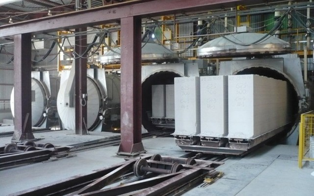 Производство газосиликатных блоков: технология, оборудование (станок)