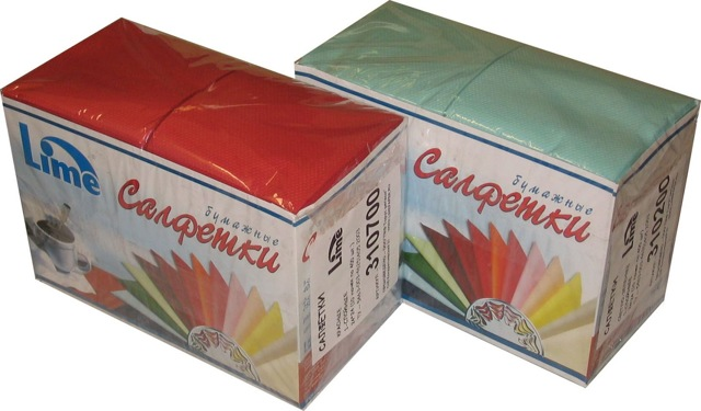 Производство бумажных салфеток: технология, оборудование, сырьё