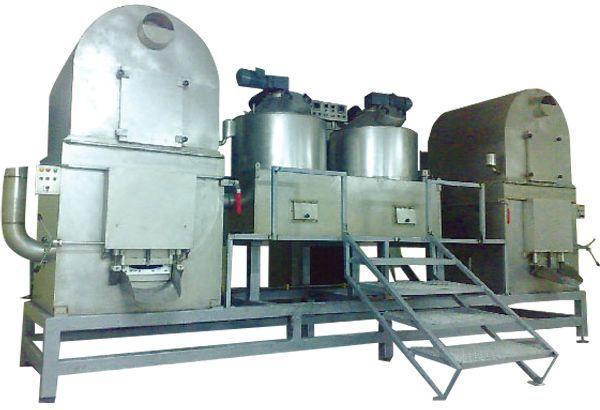 Производство халвы: оборудование (линия), технология изготовления