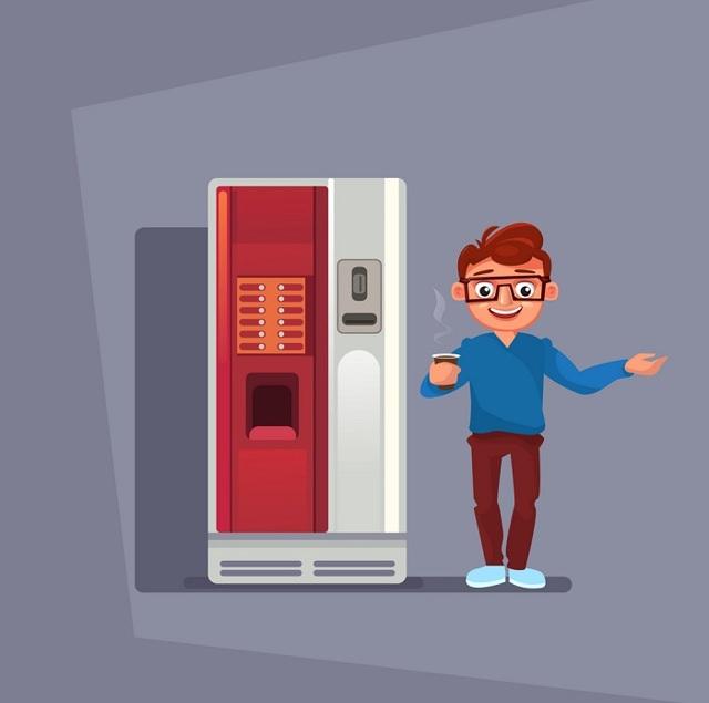 Кофе автоматы как бизнес