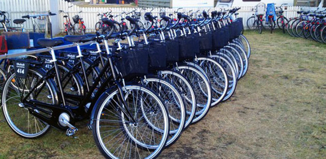 Бизнес на прокате велосипедов